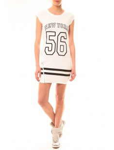 Robe New York 56 Blanc