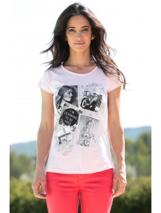 T-Shirt NAD Photo Rose