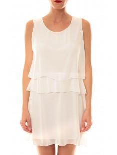Robe TROIS Blanc