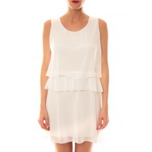 Robe TROIS Blanc 1 acheté = 1 offert