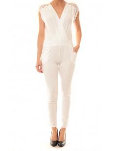 Combinaison 155 Blanc