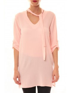Robe 156 Rose poudre