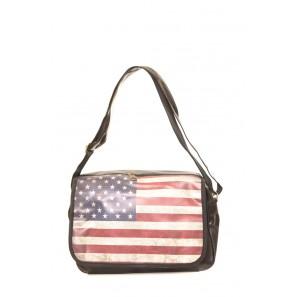 Sac US Flag Noir