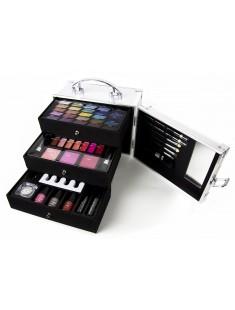 Coffret de maquillage Beauty Organiser Silver Markwins