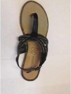 Sandales Jade Noir