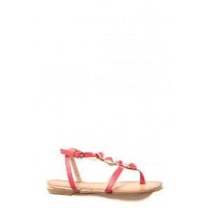 Sandales Jennyfer Rouge