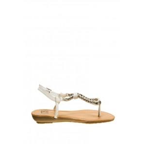 Sandales Typie Blanche