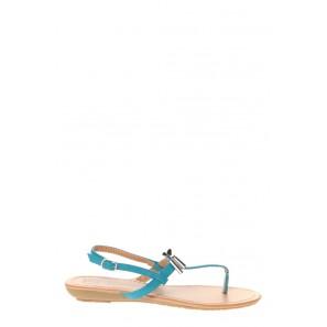 Sandales Tarik Bleu