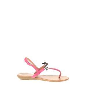 Sandales Tarik Fushia