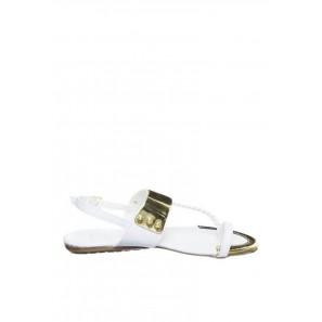 Sandales Vaduz Blanc