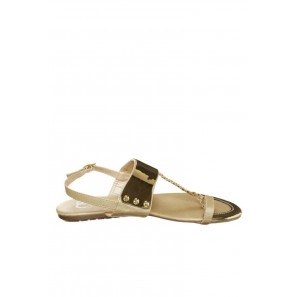 Sandales Vaduz Or