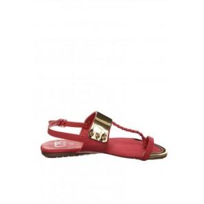 Sandales Vaduz Rouge