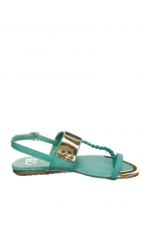 Sandales Vaduz Vert
