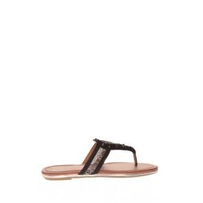 Sandales Hakem Noir