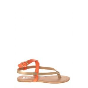Sandales Natalia Orange