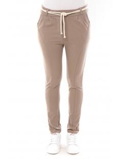 Pantalon Sandra taupe