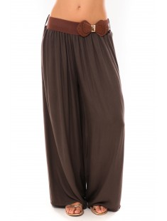 Pantalon Trionfo marron