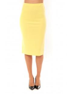 Jupe 2507 jaune