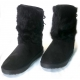 Nice Shoes Bottines Polaira noir