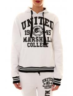 Sweet Company Sweat United Marshall 1945 blanc/noir