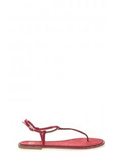 Sandales Plates Rouge Kyriale
