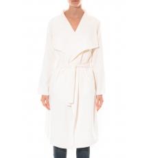 Barcelona Moda Manteau PMS Blanc