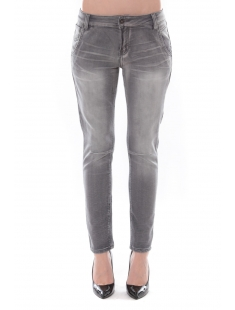 Jean Boy Friend  Denim Avenue Gris 15HP009-2