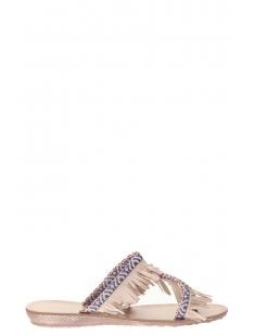 Sandale frange beige  20261