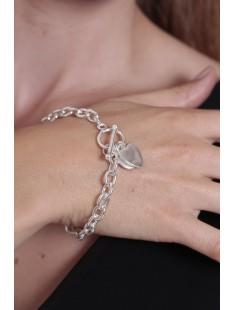 Bracelet Cœurs - vetement femme