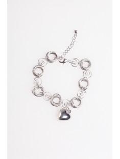 Bracelet Heart 120622A  - vetement femme