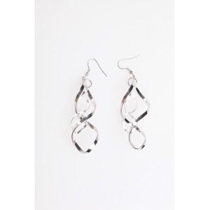 Boucles d'oreilles spirales 302455Y