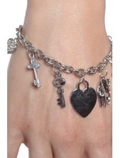 Bracelet Charmz - vetement femme