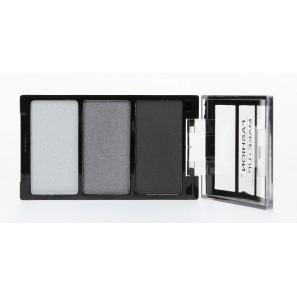 fashion make up ombre à paupière trio gris
