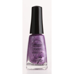 Fashion make up  vernis melissa mauve
