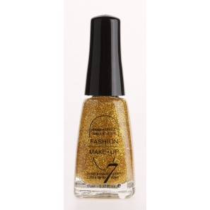 Fashion make up  vernis melissa or
