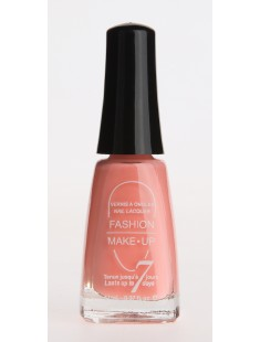 Fashion Make up Vernis Summer Pêche