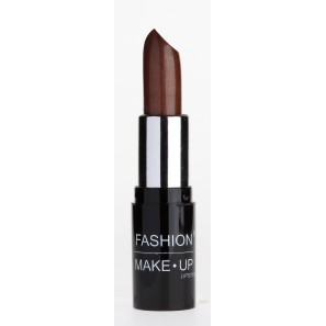 fashion make up rouge à lèvre aurélia chocolat - maquillage femme