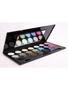 perfect make up palettes ombres à paupières 21 couleurs