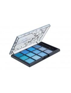 perfect make up palettes ombres à paupières 12couleurs