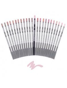 crayon à lèvre rose - maquillage femme