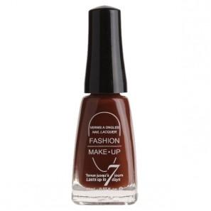 Fashion Make Up vernis à ongles marron