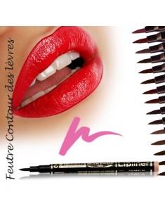Feutre  contour des lèvres semi-permanent Rose - maquillage femme