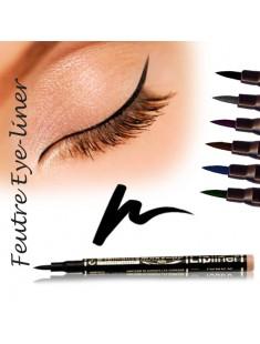 Feutre eye-liner semi permanent Noir - Maquillage femme