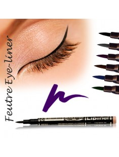 Feutre eye-liner semi permanent Violet - Maquillage femme