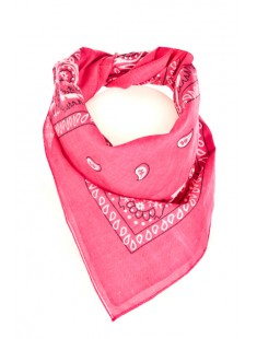 Bandana Rock Choc Rose
