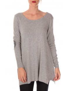 Robe pull rafaella 1005-1 gris