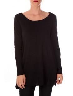 Robe pull rafaella 1005-1 noir