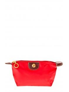 Pochette couleur unie W-25 Rouge - vetement femme
