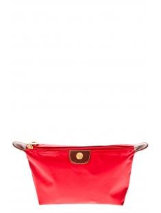 Pochette couleur unie W-26 Rouge - vetement femme
