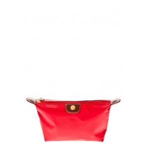Pochette couleur unie W-26 Rouge
